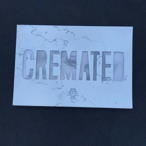 *ON HOLD* Cremated Palette